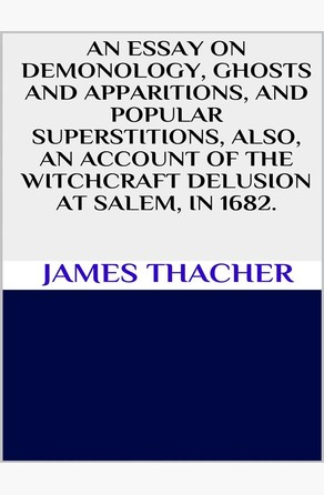 Essays on superstitions