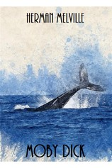 romanticism in the novel moby dick by herman melville Moby dick, a famous novel by herman melville, is a classic tale about a ship captain's epic quest to find and kill a whale that bit off part of his leg on a.