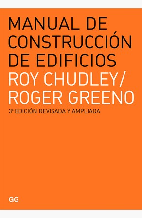 manual de construccion de edificios roy chudley pdf
